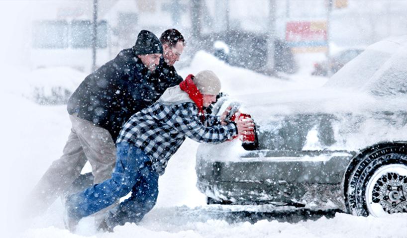 Браслеты противоскольжения на колеса - помощь зимой и в любой сезон!