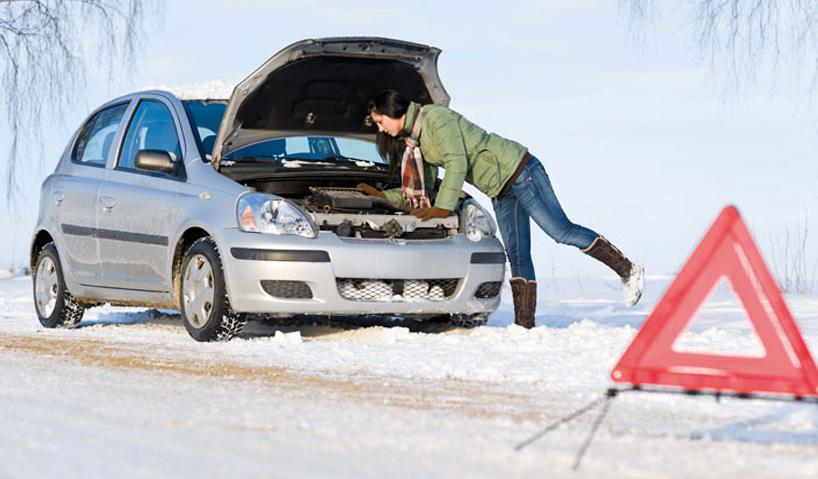 Готовимся к зиме: зимние автоаксессуары