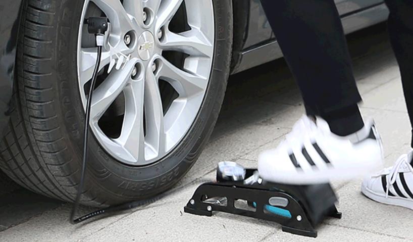 Качаем колеса! Как выбрать автомобильный насос?
