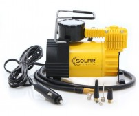 Автомобильный компрессор Solar AR202 с автостопом